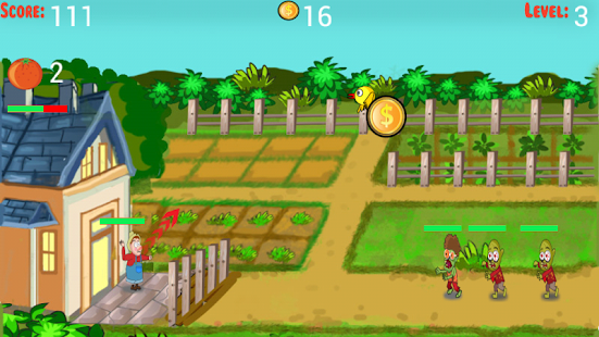 Zombies VS Farmer screenshot