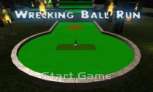 Wrecking Ball Run
