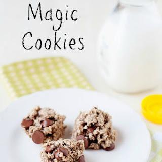 2 Ingredient Magic Cookies