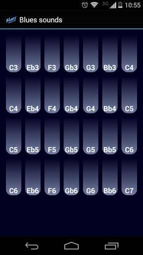 Blues scale