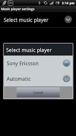 Music Player Smart Extension Screenshot 4