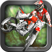 Dirt Bike Rally Nitro Motor X