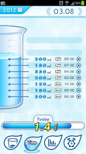 Slimming Water, Healthy Water - screenshot thumbnail