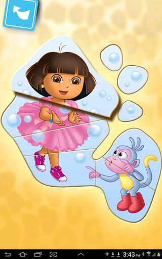 Playtime With Dora screenshot
