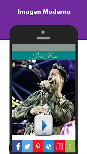 Letras de Romeo Santos App