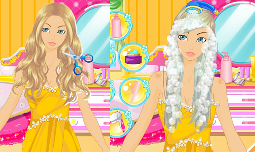 Fairy Tale Princess Hair Salon 休閒 App-愛順發玩APP
