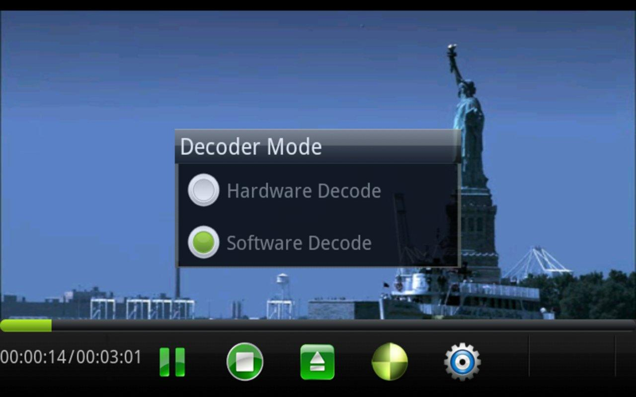 AirPlay/DLNA Receiver (PRO) - screenshot