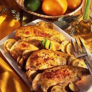 Herbed Chicken & Potatoes.