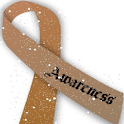 Colon Cancer Awareness Ribbon