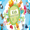 Kids Animals Planet icon