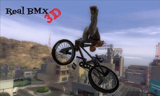 Real BMX 3D
