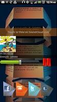 Screenshot of Pip3lin3 for SoundCloud
