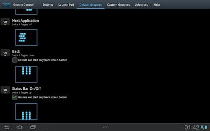 GMD GestureControl ★ root Screenshot 18