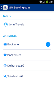 Booking.com–445 000+ hoteller - screenshot thumbnail