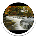 Autumn Water live wallpaper icon