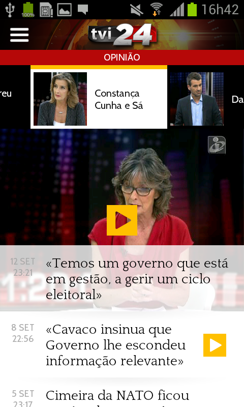 TVI24- screenshot