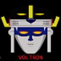 80s Cartoon Sb: Voltron PRO! logo