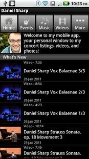 Daniel Sharp *flute/piccolo - screenshot thumbnail