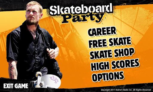Mike V: Skateboard Party 1.4.3 Screenshots 1