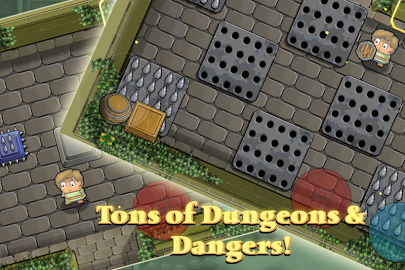 Mazes & Monsters Screenshot 5