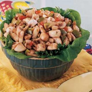 Mushroom Olive Salad
