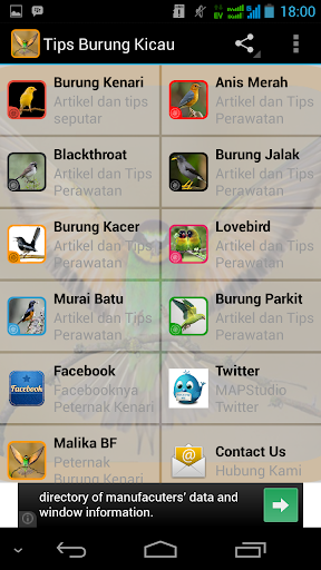 Tips Burung Kicau