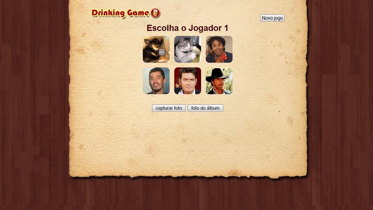 Drinking Game Bares Online - screenshot