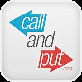 CallAndPut App