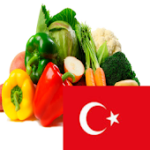 Learn Vegetables in Turkish