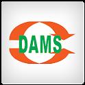 DAMS DELHI icon
