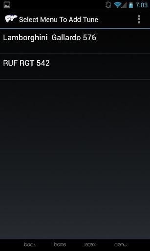 【免費生產應用App】GT5 Tune Lite-APP點子