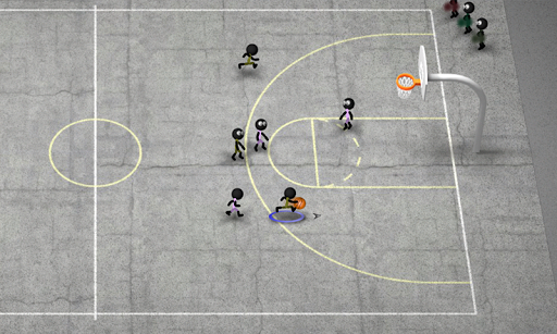 Stickman Basketball  screenshots EasyGameCheats.pro 4