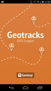Geotracks - screenshot thumbnail