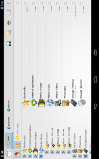 CASTLE File Manager - screenshot thumbnail