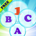 Learn Alphabet with Bubbles! logo