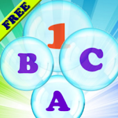 Learn Alphabet with Bubbles!
