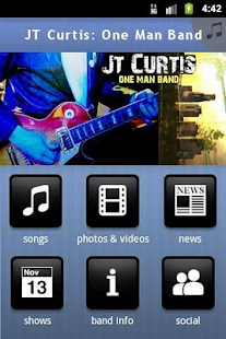 JT Curtis: One Man Band - screenshot thumbnail