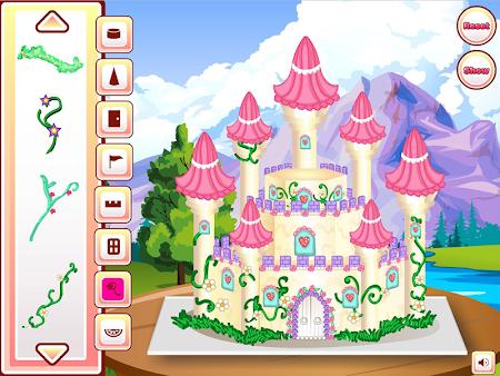 Princess Castle Cake Cooking 3.0.1 screenshot 525255