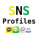 SNS 프로필 (카톡,카스,라인,틱톡,마플 사진앨범) icon