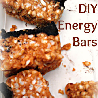 DIY Energy Bars