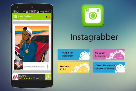 Insta Grabber for Instagram