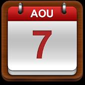 Ivory Coast Calendar