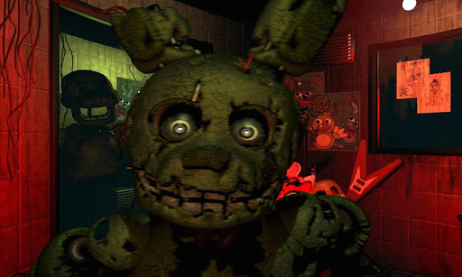 Five Nights at Freddy's 3 Demo 1.07 DreamHackers 4