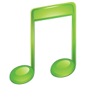 MP3 Album Of The Week Widget icon