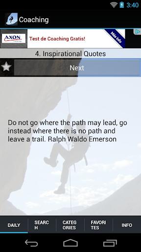 Life Coaching. Method Quotes