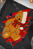 Screenshot of Christmas pics Doodle Scratch!
