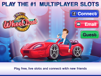 Slots Wheel Deal – free slots - screenshot thumbnail
