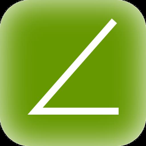 工具の測定角度アラーム分度器 LOGO-HotApp4Game