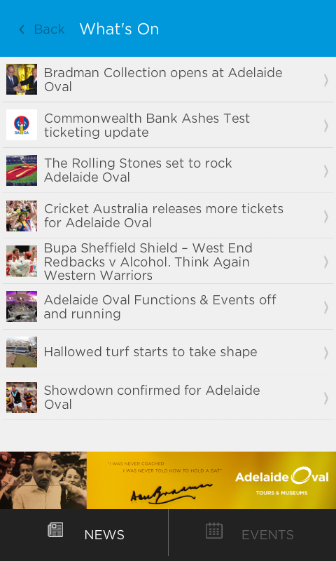Adelaide Oval- screenshot