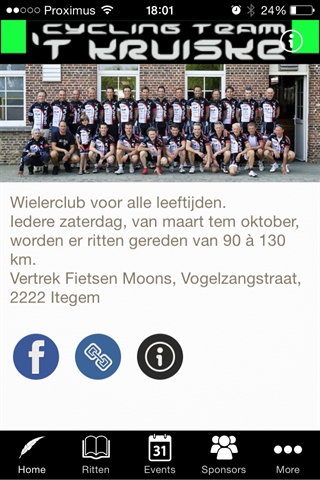 Cycling Team 't Kruiske